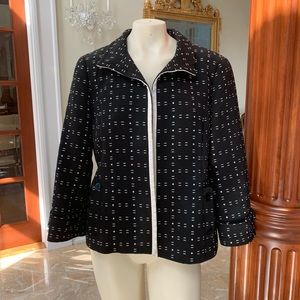 Nina McLemore Knit Jacket